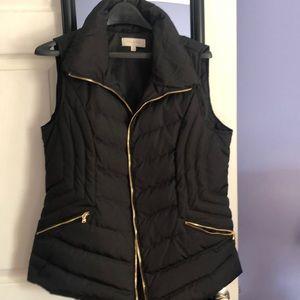 Talbots women's medium puffer vest